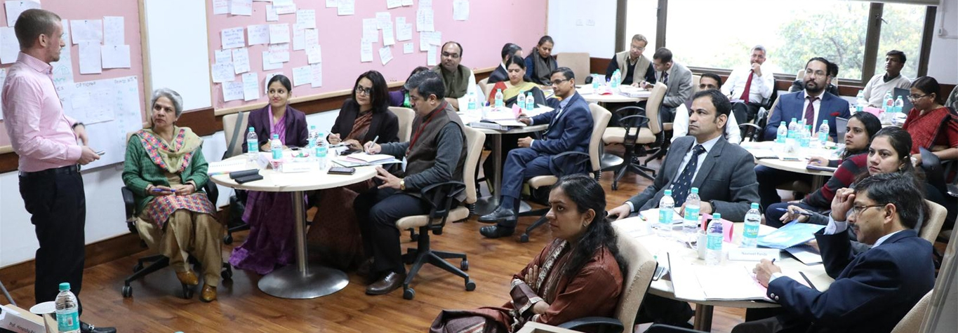 Training of Trainers on Negotiation