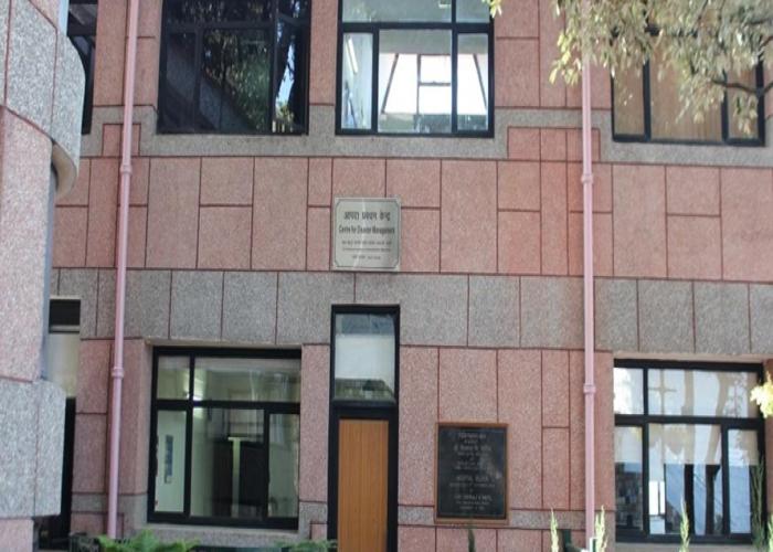Centre For Disaster Management