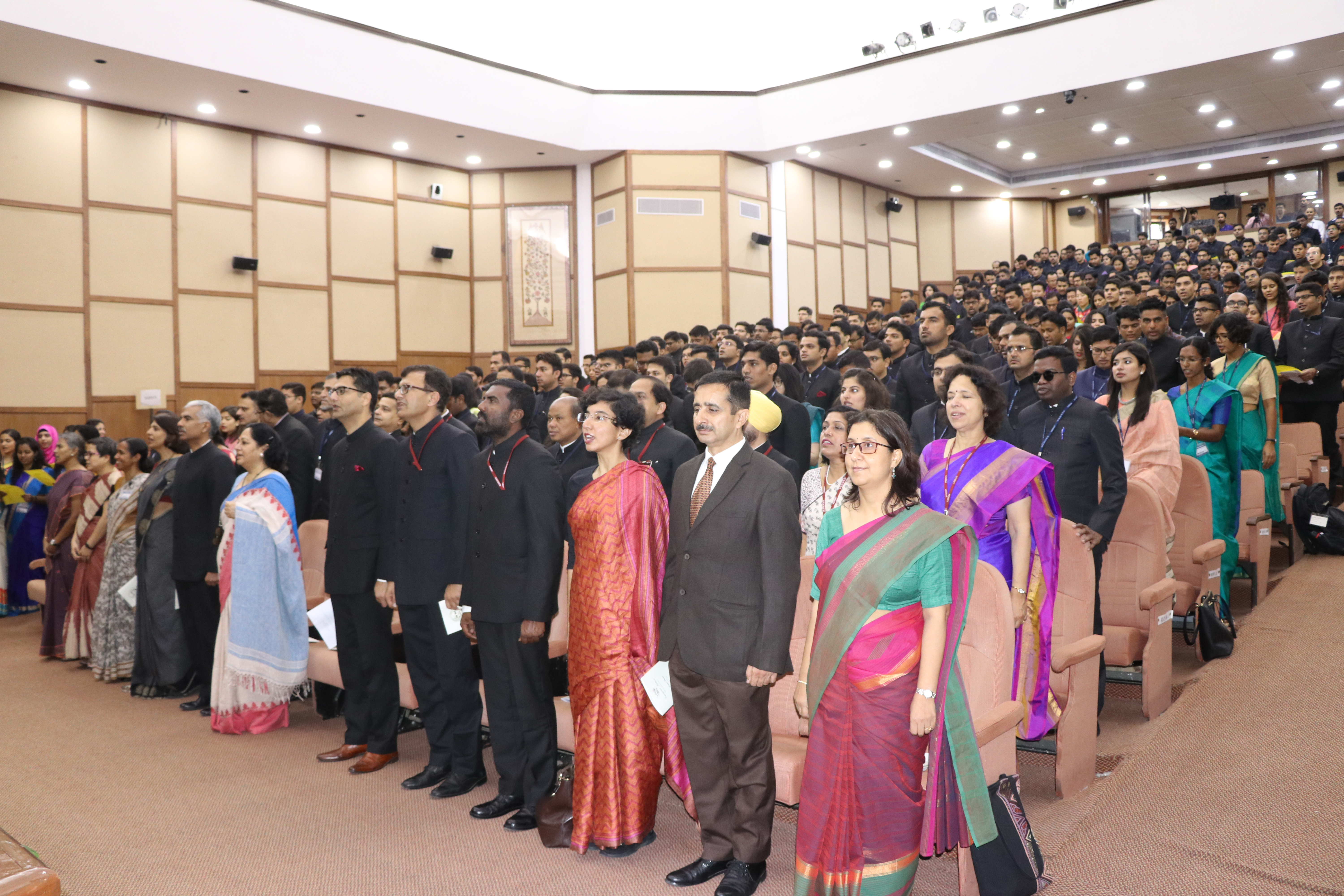 The Inaugural function of 94th Foundation Course
