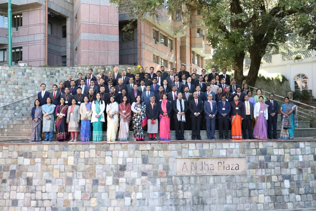 14th Mid-Career Training Programme Phase-IV for IAS Officers
