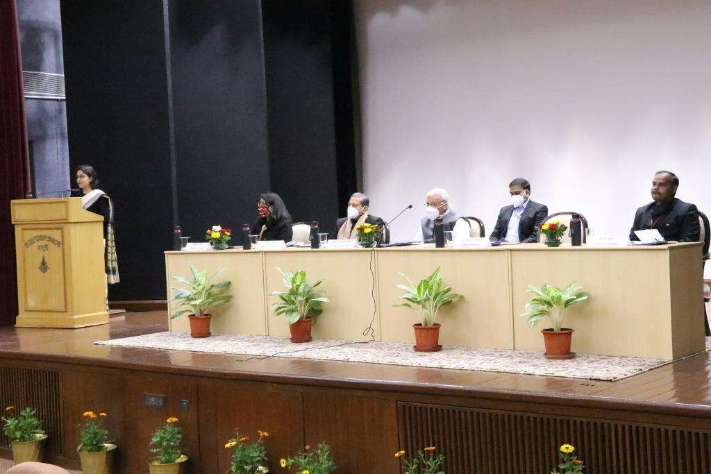 Inauguration function of 17th Mid Career Training Programme Phase III for IAS Officers