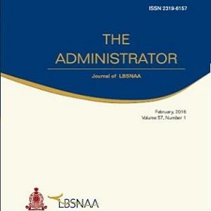 The Administrator (Vol.57 No.1) February 2016
