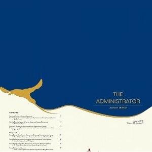 The Administrator (Vol.56 No.1) January 2015