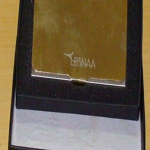 Card Holder (Golden)