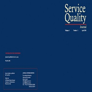 Service Quality Journal, April 2011