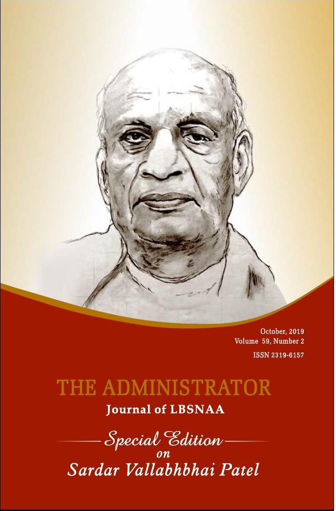 The Administrator Vol.59 No.2 October 2019