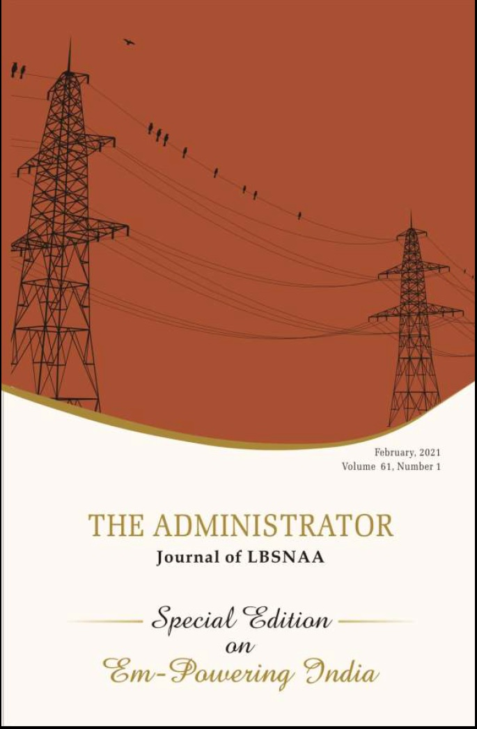 The Administrator- Special Edition on Em-Powering India