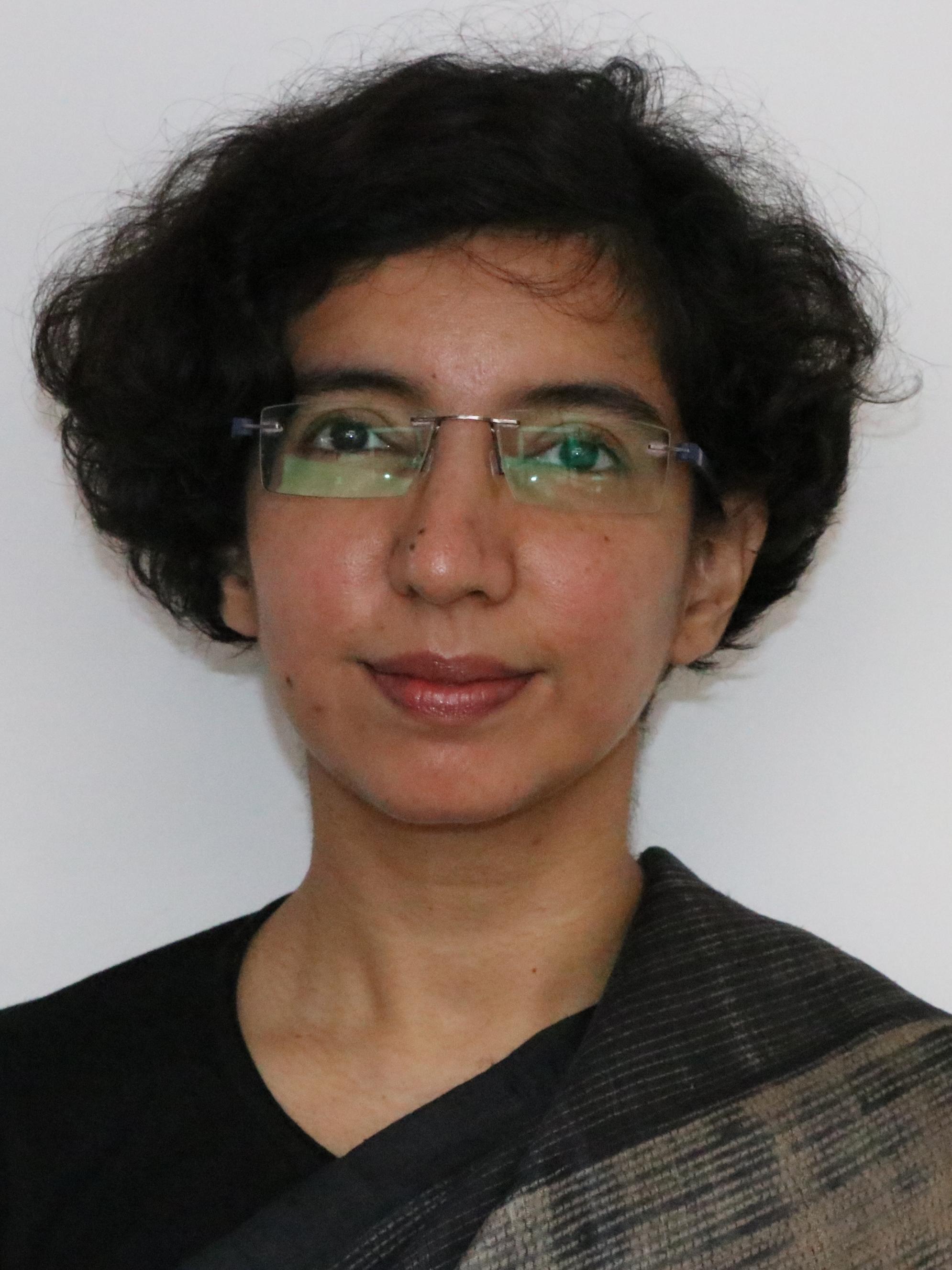 Gauri Parasher Joshi