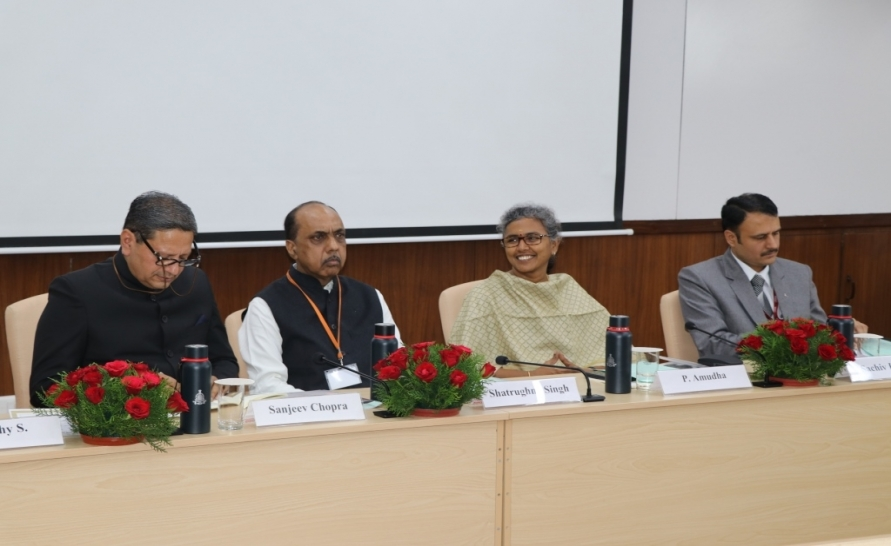 Media Gallery : LBS National Academy of Administration, Mussoorie