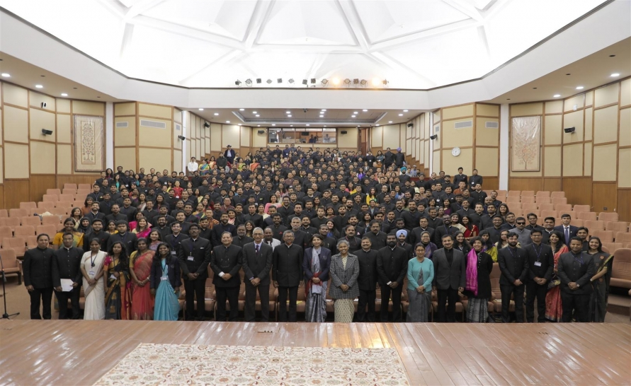 Valedictory Function of the 94th Foundation Course