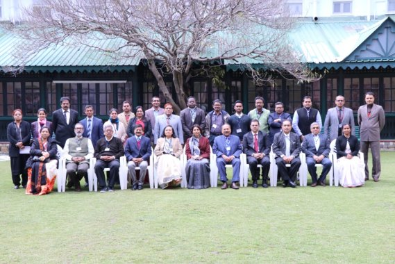 National Workshop on Land Governance: Policy Reforms and Regional Initiatives