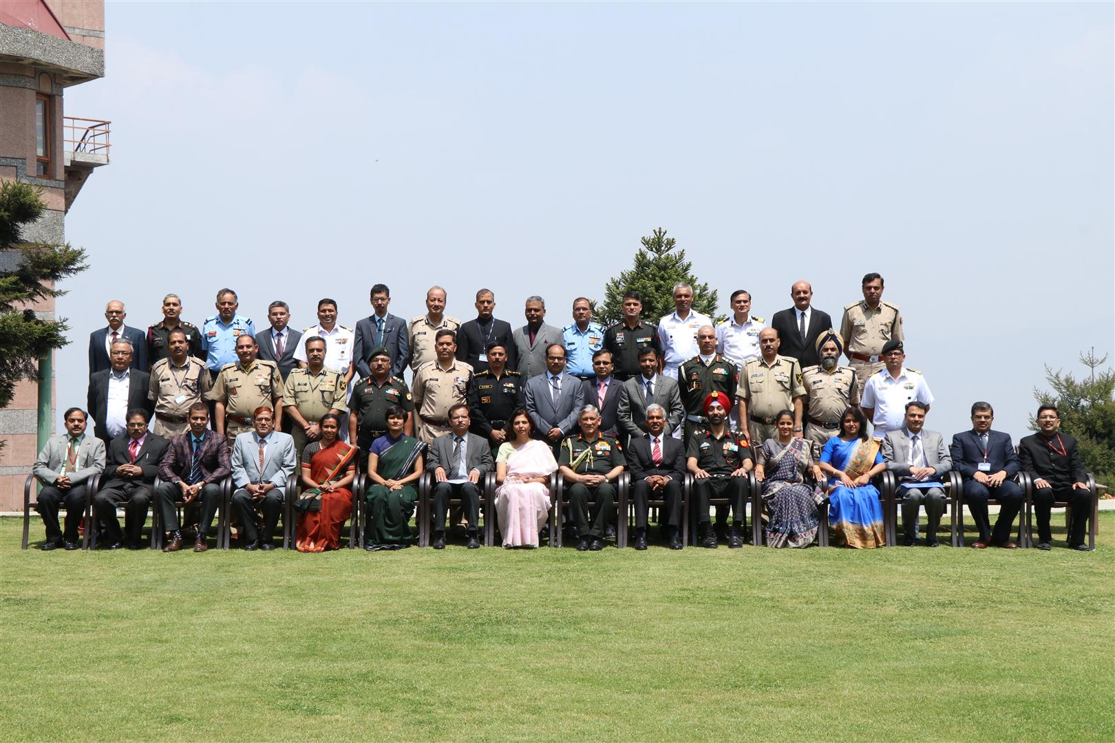 Valedictory Function of 23rd Joint Civil-Military Training Programme