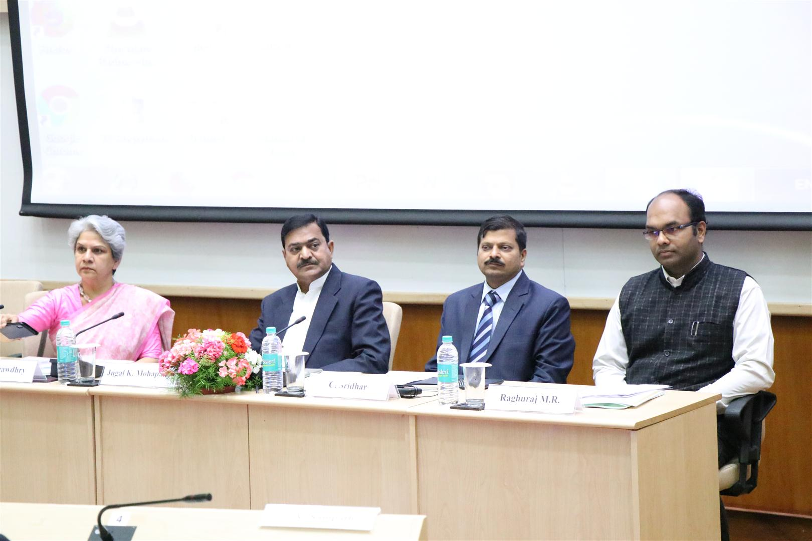 Valedictory Function of 13th Mid-Career Training Programme Phase III