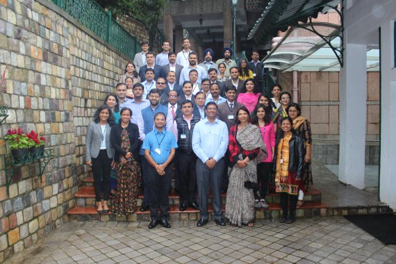 Workshop on Stepping up to India's Nutrition Challenge