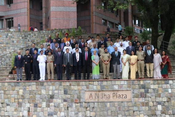 24th Joint Civil Military Training Programme for IAS and the Forces