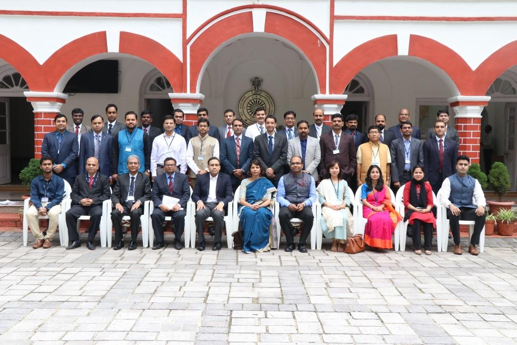 The Centre for Disaster Management has conducted a Training on District Disaster Management Plan