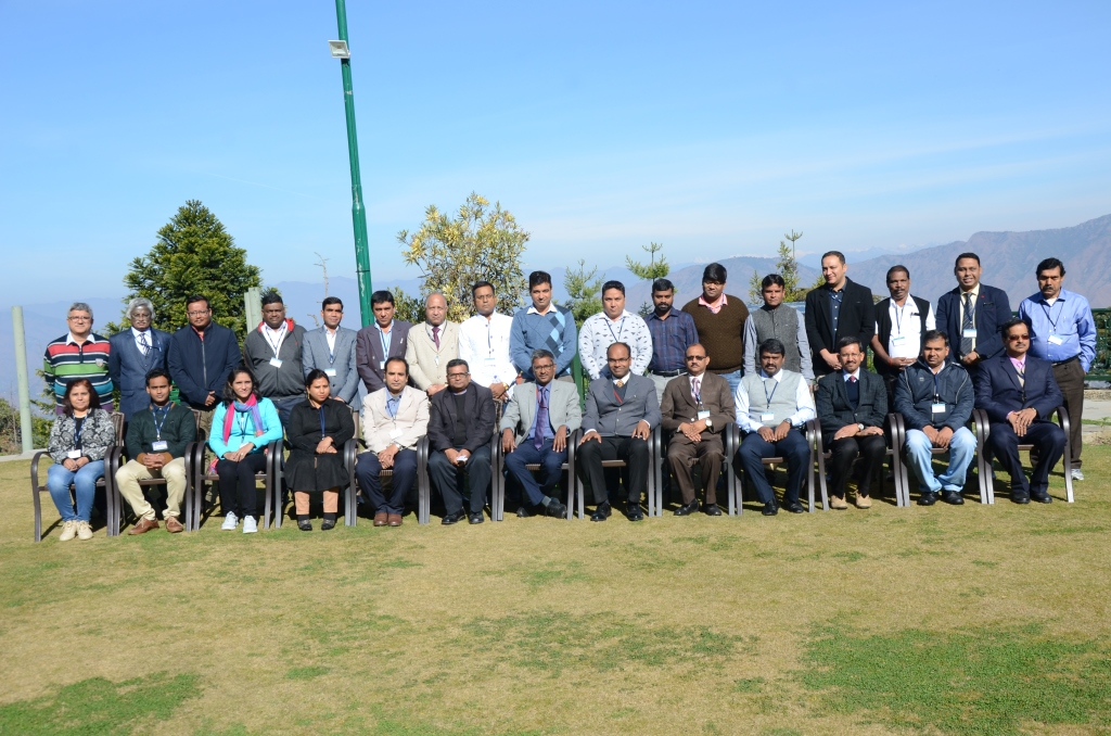 Training Programme on Role of Technology in Community Level Disaster Mitigation for Scientists and Technologists 2018