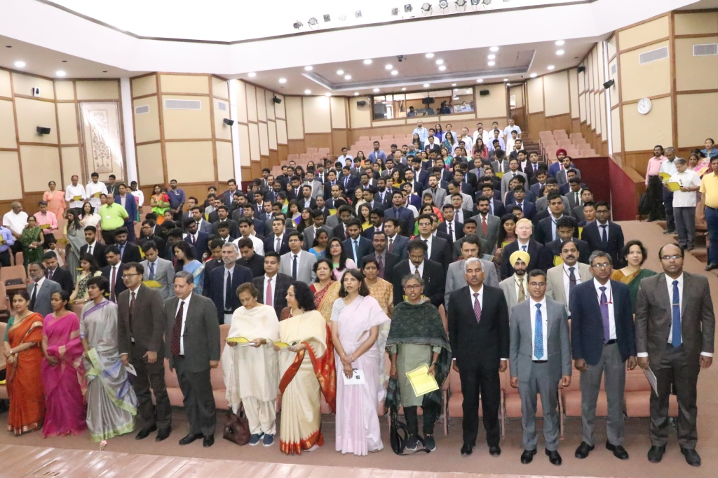 Valedictory Function of IAS Professional Course Phase-I (2018 batch)