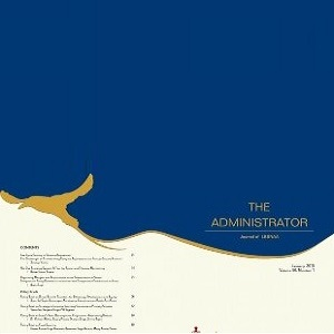 The Administrator (Vol.56 No.1) January 2015
