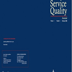 Service Quality Journal, February 2008 Vol.1 No.1