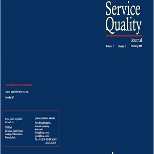 Service Quality Journal, February 2009 Vol.2 No.1