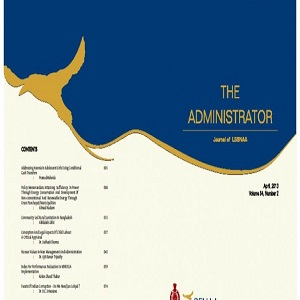 The Administrator (Vol.54 No.2) April 2013