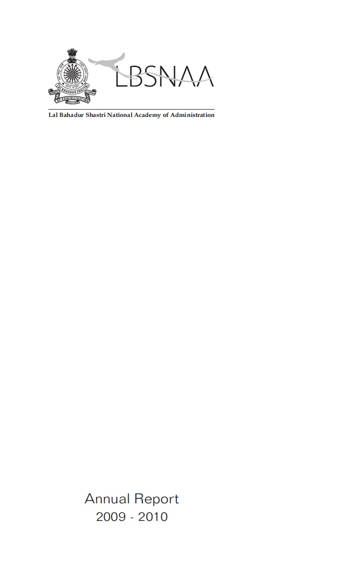 Annual Report-2009